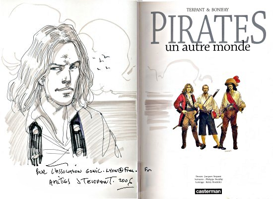 roturiers ou pas : pirates au nobles coeur